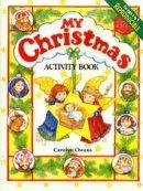 My Christmas Activity Book Pb