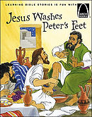 Jesus Washes Peter's Feet