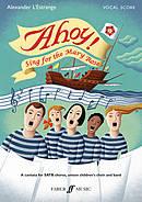 Ahoy! (vocal score)
