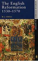 English Reformation 1530 - 1570