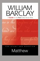 Matthew A Guide To The New Daily Study Bible