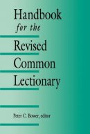 Handbook For The Revised Common Lectionary