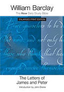 The Letters of James and Peter - Enlarged Print Edition