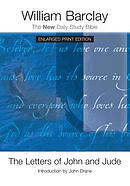 The Letters of John and Jude - Enlarged Print Edition
