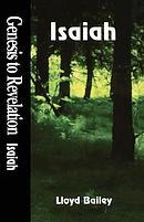 Genesis to Revelation - Isaiah Student Study Book