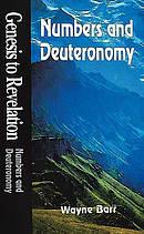 Numbers and Deuteronomy