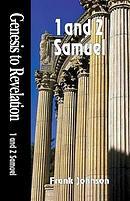 Genesis to Revelation - 1 & 2 Samuel Student Study Book