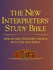 NRSV New Interpreters Study Bible with Apocrypha: Hardback