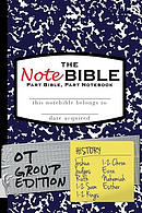 The Notebible: Group Edition - Old Testament History