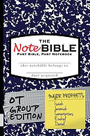 The Notebible: Group Edition - Old Testament Major Prophets