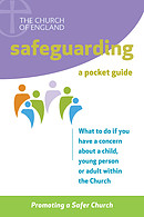 Safeguarding: A Pocket Guide (Pack of 50)