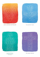 Common Worship:  Words For Life Card - Pack of 4