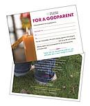 Godparent Certificate Pack of 20