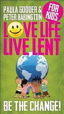 Love Life Live Lent Kids Pack of 10