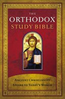 The Orthodox Study Bible: Hardback