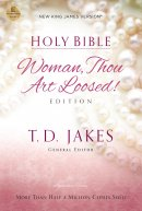 NKJV Woman Thou Art Loosed Bible: Paperback
