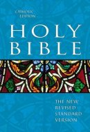 NRSV Holy Bible Catholic Edition Paperback