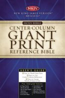 NKJV Reference Bible: Burgundy,  Bonded Leather, Giant Bible