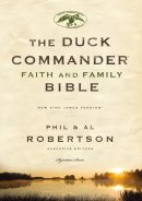 NKJV, Duck Commander Faith and Family Bible, Hardcover, Multicolor
