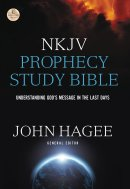 NKJV, Prophecy Study Bible, Hardcover, Red Letter Edition