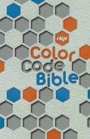 The NKJV, Color Code Bible, Leathersoft, Multicolor