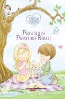 Nkjv Precious Moments Precious Prayers Bible