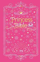 Icb Princess Bible with Coloring Sticker Book