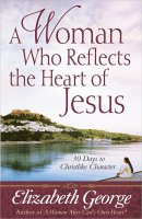 Woman Who Reflects The Heart Of Jesus Pb