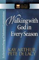Walking With God In Every Season Pb