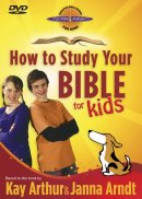 How To Study Your Bible For Kids Dvd