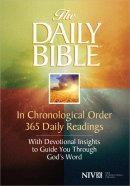 NIV Daily Chronological Devotional Bible