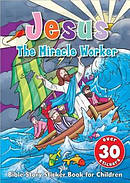 Jesus The Miracle Worker Paperback