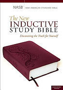 NASB New Inductive Study Bible