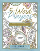 5-Word Prayers Coloring Book
