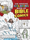 Awesome Coloring Book Of Bible Comics, The