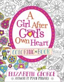 Girl After God's Own Heart Colouring Book