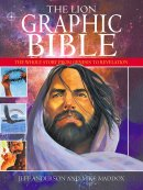Lion Graphic Bible
