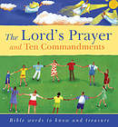 Lord's Prayer and Ten Commandments