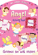 My Carry Along Angel Activity Book