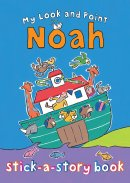 My Look and Point Noah Stick-a-Story Book