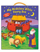 My Bedtime Bible Story Box: Includes 6 Books