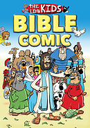 Lion Kids Bible Comic