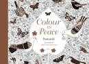 Colour in Peace Postcards
