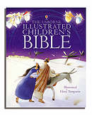 Illustrated Children's Bible Reduced Size Edition