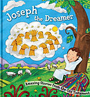 Square Cased Bible Story Book - Joseph the Dreamer