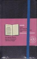 Kjv Gospel John Journal Moleskin