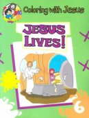 Jesus Lives Colouring Book Pb