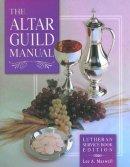 Altar Guild Manual paperback