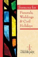 Sermons for Funerals, Weddings and Civil Holidays with CD ROM