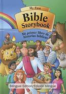 My First Bible Storybook Mi Primer Libro De Historias Biblicas